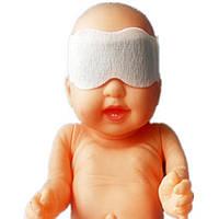 Очки для защиты глаз новорожденного при лечении желтушки.