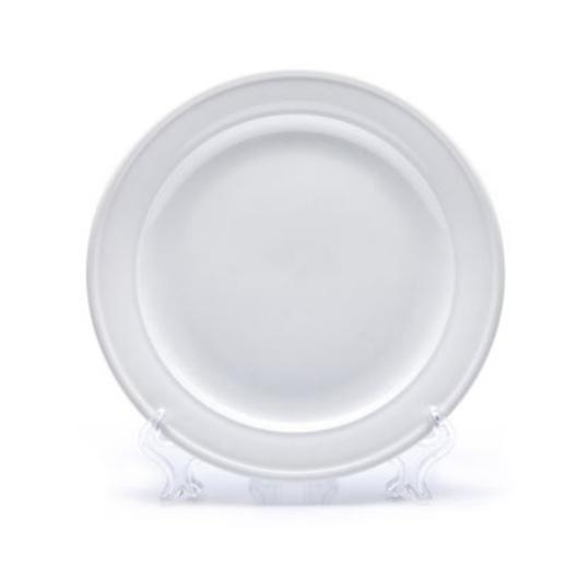 Тарілка порцелянова кругла D280