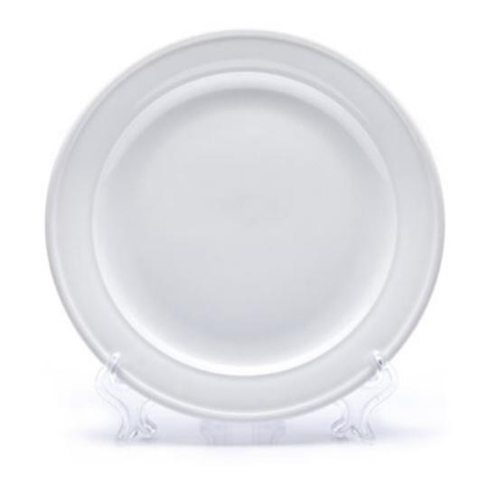 Порцелянова Тарілка кругла D300