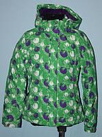 Куртка горнолыжная подростковая WHS № 531907