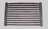 ✅ Колосниковая решетка чугунная 35 х 20 см (земля, вес - 4.8 кг)