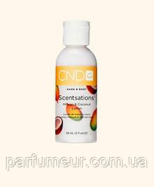 CND (Creative Nail Design) Лосьйон для рук і тіла Scentsations (Манго і кокос) 59 мл