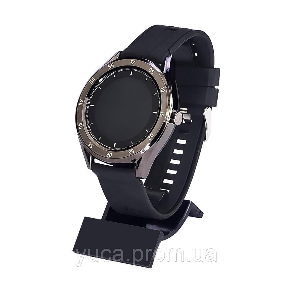 Смарт часы  W10 чёрные