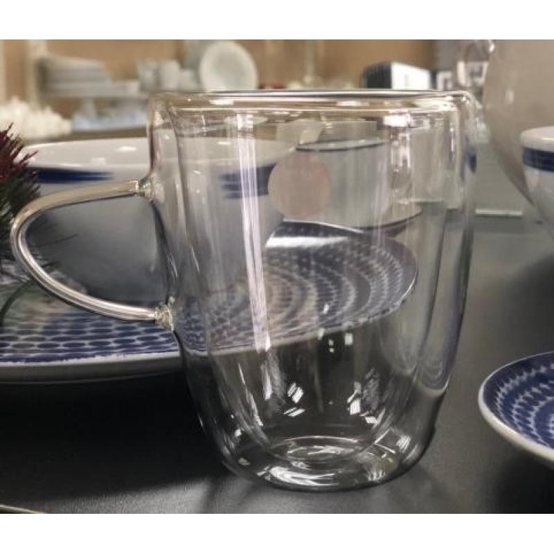 Чашка с двойными стенками DS Assol 300 мл