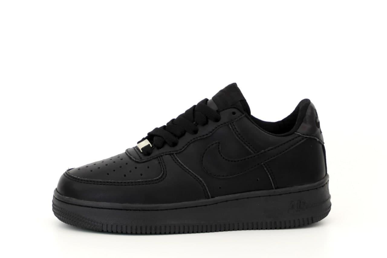 Мужские кроссовки Air Force 1 Low All Black