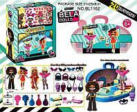 Лол 17,5 см,будиночок лол,ляльки LOL,лялька LOL,L. O. L,ляльки Лол аналог,будиночок LOL Surprise BL1162