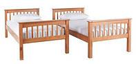 """Кровать детская из дерева """"Жасмин"""", фото 1"""
