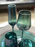 Бирюзовый стакан DS Dark Turquoise для виски или сока 450 мл, фото 4