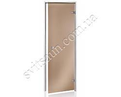 Двери Andres bronze 70x190