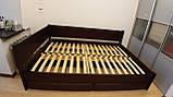 Кутова дерев'яна ліжко Шанталь, фото 2