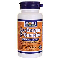 Повышение выносливости во время занятий спортом - Ко-энзим Б-комплекс (Co-Enzyme B-Complex), 60 таблеток