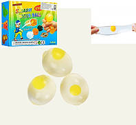 Лизун антистресс яйцо L0103, цена за 1 шт,