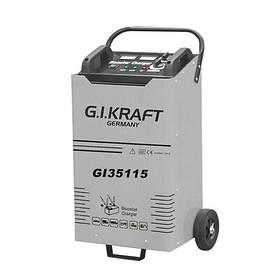 Пуско-зарядний пристрій 12/24V, пусковий струм 3600A, 380V G. I. KRAFT GI35115