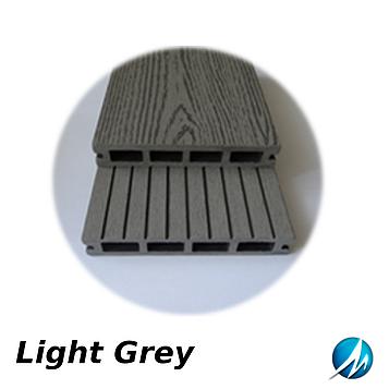 Террасная доска WATEX - Light Grey
