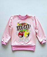 🌼 Джемпер для девочки. Свитшот весенний детский для девочки 424648