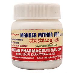Манасамитра Ваті (IPC) 10 грам - аюрведа преміум якості