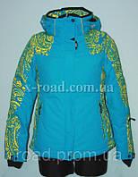 Горнолыжная женская куртка WHS