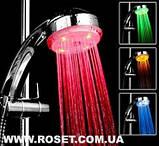 Насадка для душа LED Shower  РОМАНТИКА , фото 5