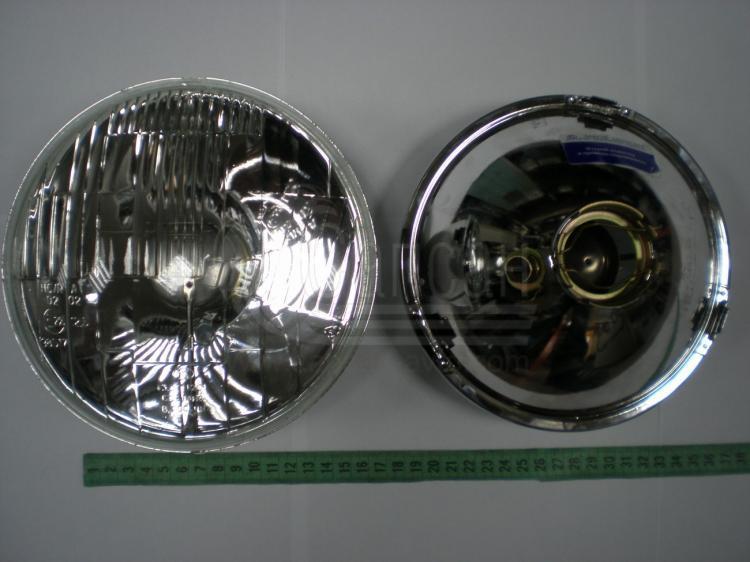 Элемент оптики  Р43 с отражателем , подсветкой. 131-3711200