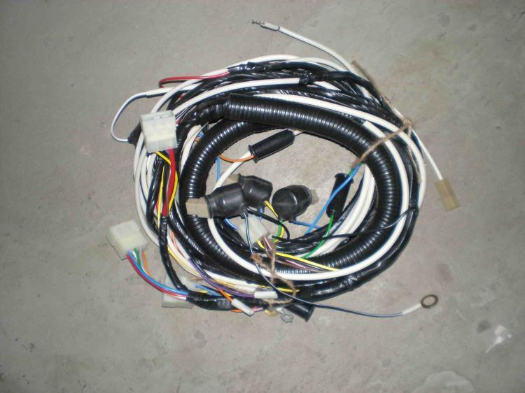 Пучок электропроводки  задний  правый. 53215-3724044