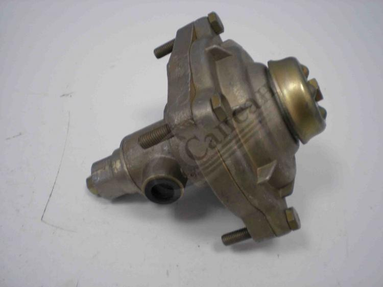 Клапан управления тормозами  прицепа  однопроводный  (ПАЗ). 100-3522110