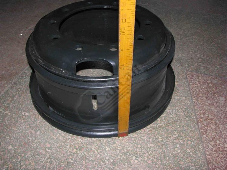 Колесо дисковое в сборе (ЕВРО). 53205-3101012-10