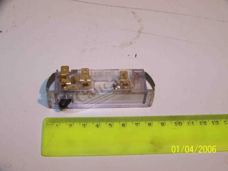 Плафон речового ящика. ПК-142