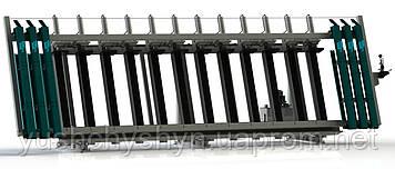 Пресс для изготовления строительного бруса PGT 6000 Nasto