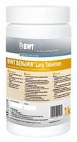 Медленнорастворимые таблетки на основе хлора BWT BENAMIN Lang (1 кг)