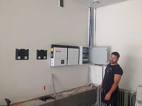 Сетевая солнечная электростанция 15 кВт с АКБ. ж/м Приднепровск, Днепропетровская обл. 7