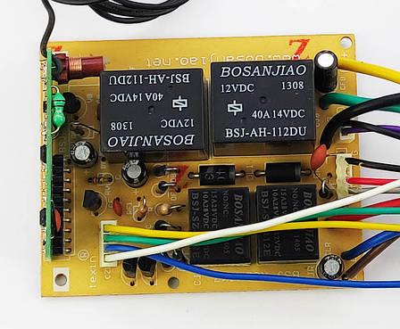 Блок управления детского электромобиля Bambi BSJR9BHJKZ 12V, фото 2