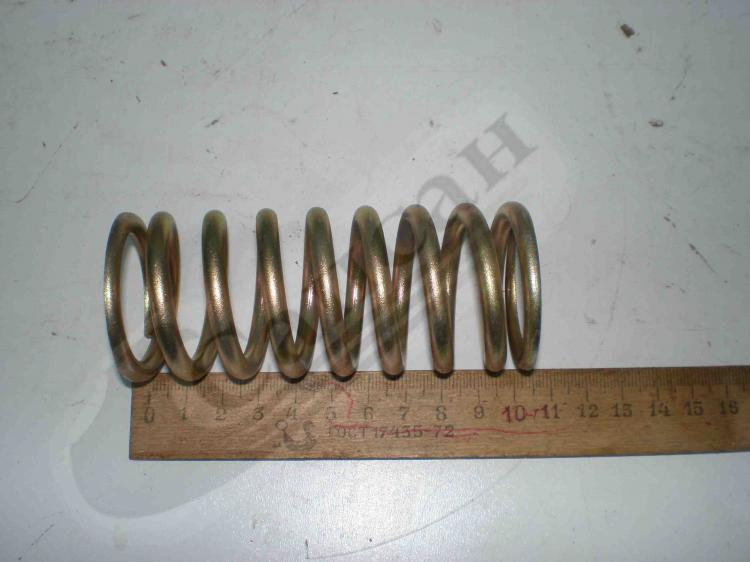 Пружина  нажимная  диска сцепления. 14.1601115-10