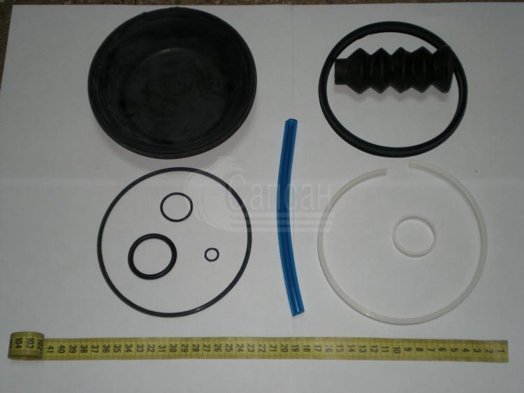 Ремкомплект задньої гальмівної камери Т-20 пл.+ГТВ (Росія). 100-3519100