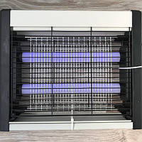 Антимоскитный светильник для уничтожения летающих насекомых 2Вт 25м2, фото 1