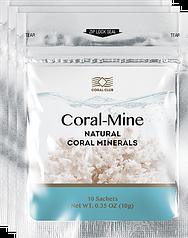 Коралловый кальций Coral-Mine 30 пак.