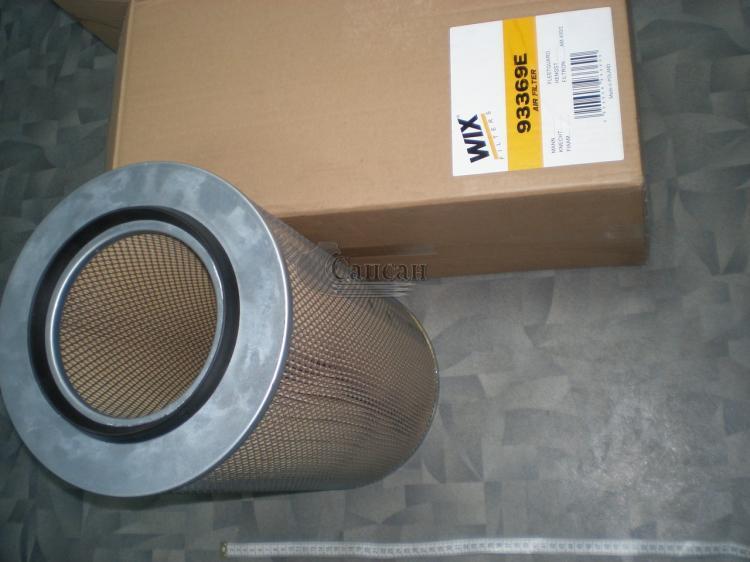 Елемент фільтруючий повітряний (ЄВРО WIX-Filtron). 93369Е