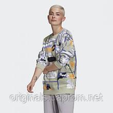 Женский свитшот Adidas R.Y.V. GN4265 2021