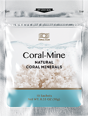 Коралловый кальций Coral-Mine 10 пак.