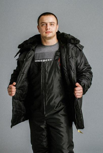 "Костюм охранника утепленный ""Витязь"""
