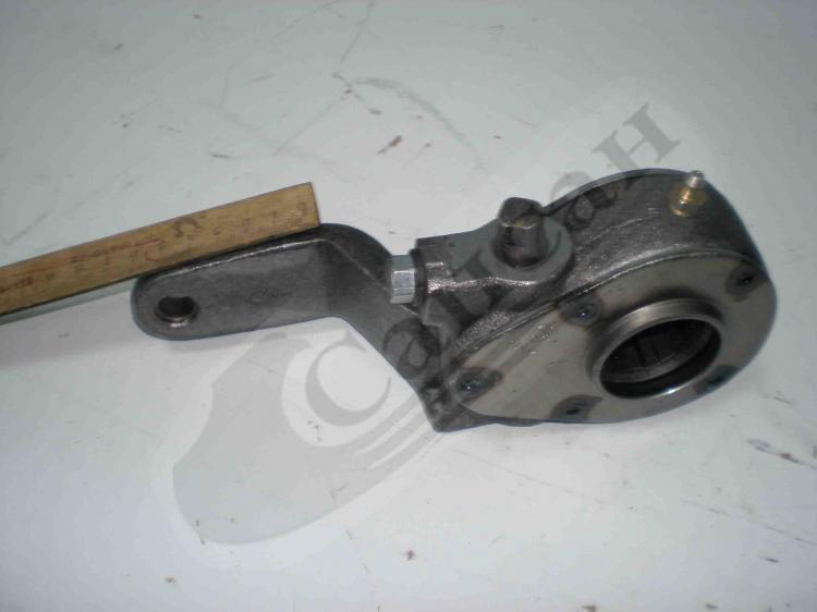 Рычаг регулировочный задний левый 10т. (производство КамАЗ). 5511-3502237