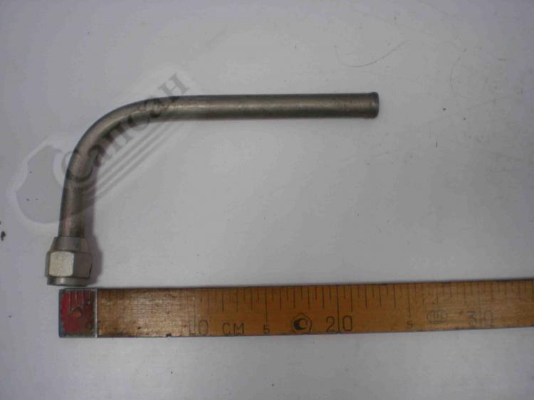 Труба низкого давления насоса ГУР задняя.. 5320-3408110