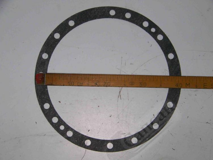 Прокладка  картера редуктора  (паронит). 5320-2402034