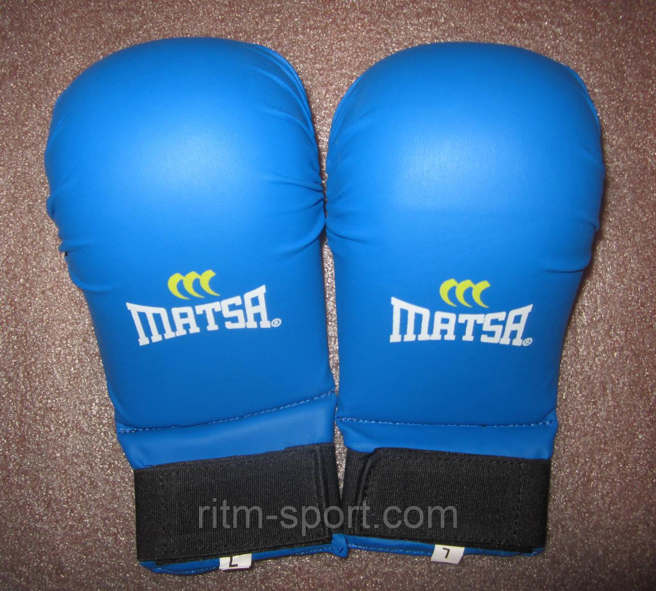 Накладки (рукавички) для карате