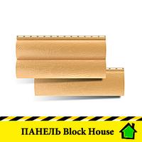 "Панель ""BlockHouse"" під брус однопереломная"