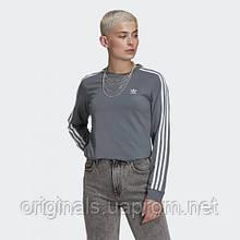 Женский свитшот Adidas Adicolor Classics 3-Stripes W GN2959 2021