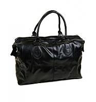 Мужская сумка дорожная кожзам dr.Bond