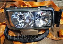 Фара MAN TGA TGL TGM передняя фара МАН ТГА ТГЛ ТГМ основной свет МАН v2 без герметика