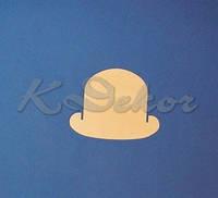Шляпа заготовка для декупажа и декора