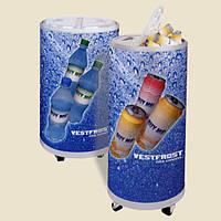 Холодильник импульсных продаж СС 61 Vestfrost (Дания)
