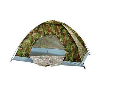 Палатка туристическая двухместная Stenson HY-1060 1.5*2м R17757 Camo